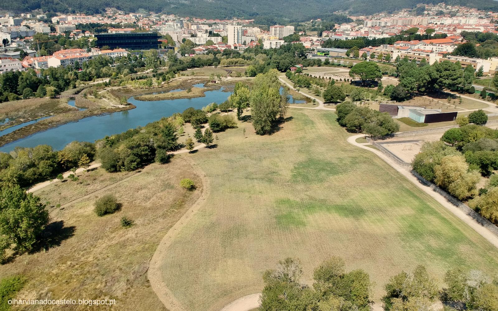 Viana do Castelo abre Ecológico Urbano de Viana do Castelo abre a 5 de Junho