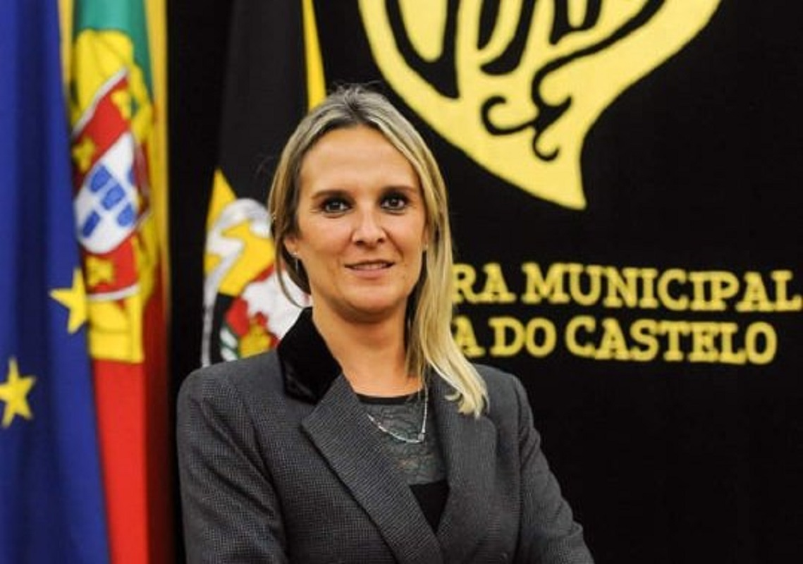 Oficial. Vereadora Cláudia Marinho é candidata da CDU à Câmara de Viana do Castelo