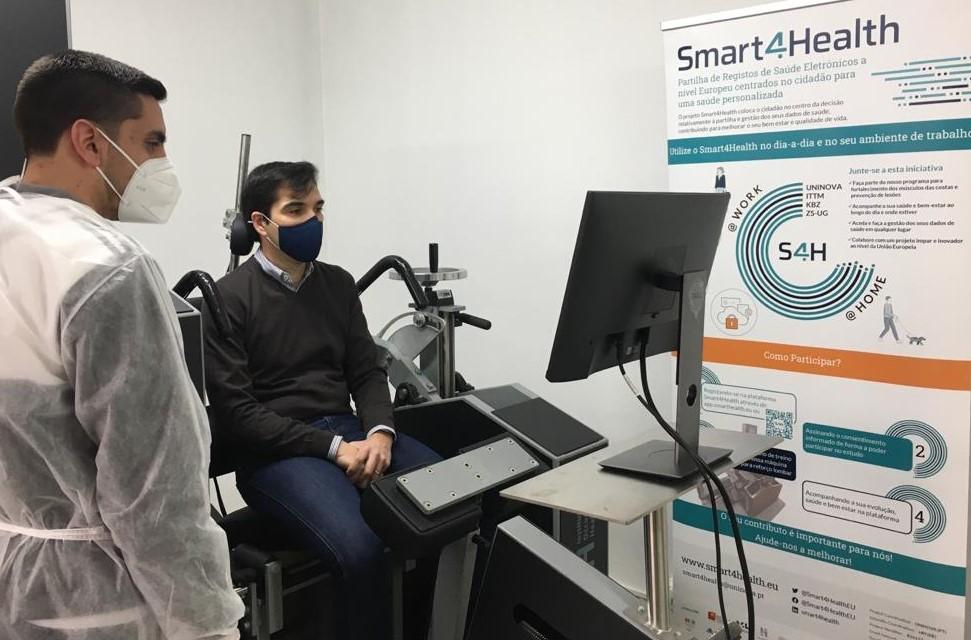 Nova tecnologia para combater lombalgia testada em duas empresas de Famalicão
