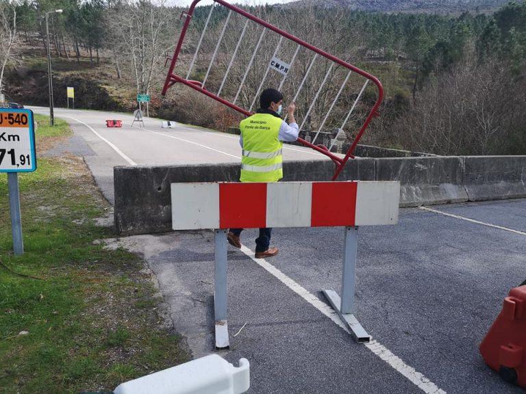 Mais de uma centena do Alto Minho e da Galiza já reclamaram do fecho das fronteiras