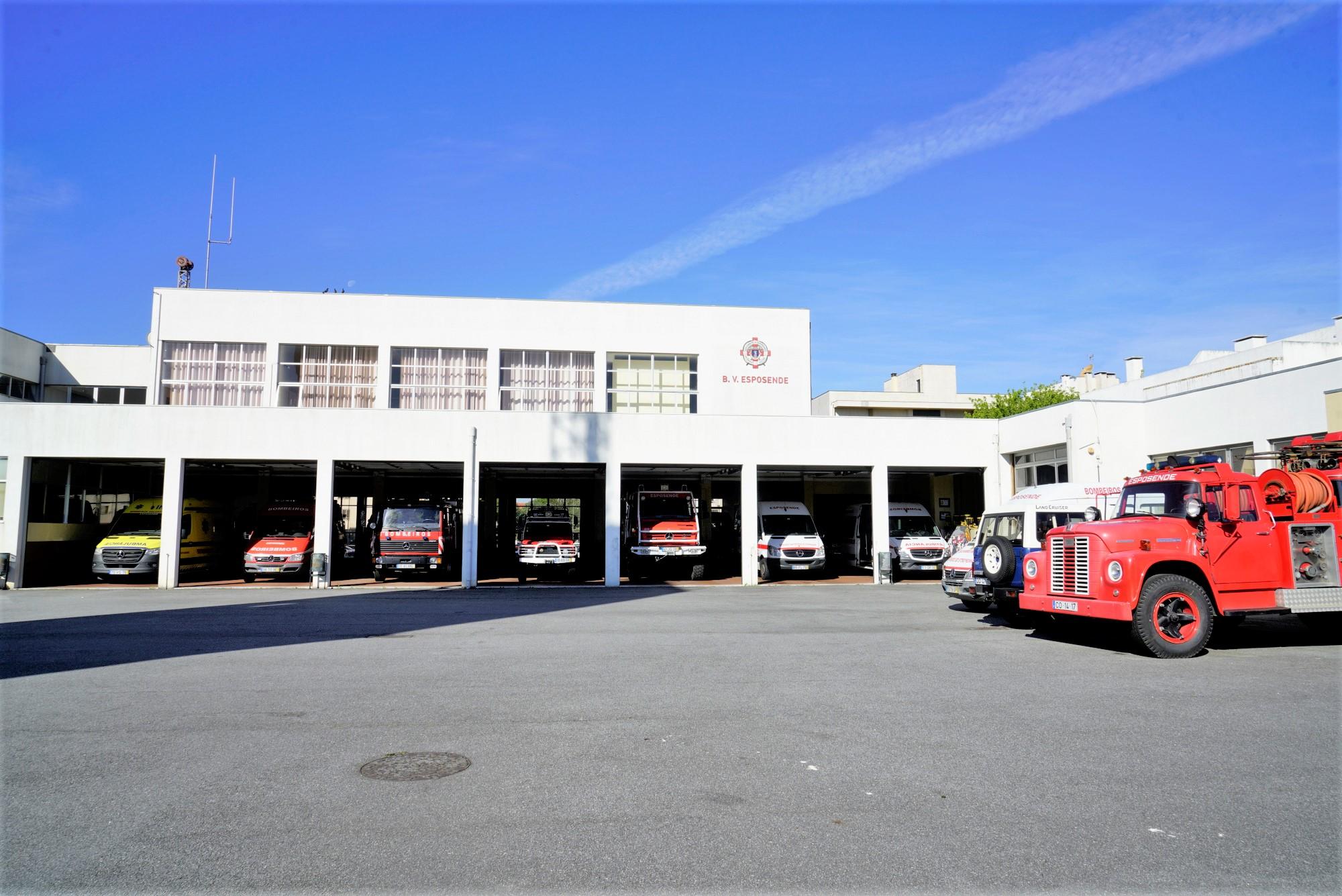 Bombeiros de Esposende e Fão recebem 35 mil euros da Câmara