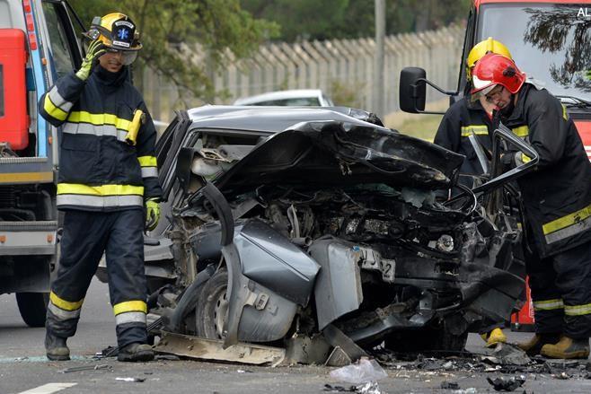 Menos acidentes, menos mortos e menos feridos nas estradas em 2020