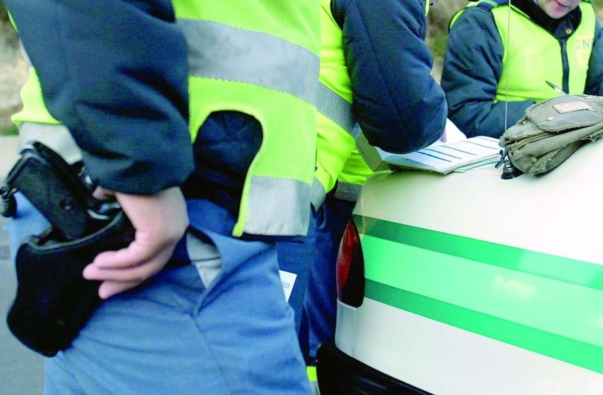 Apanhado em flagrante a assaltar restaurante em Braga