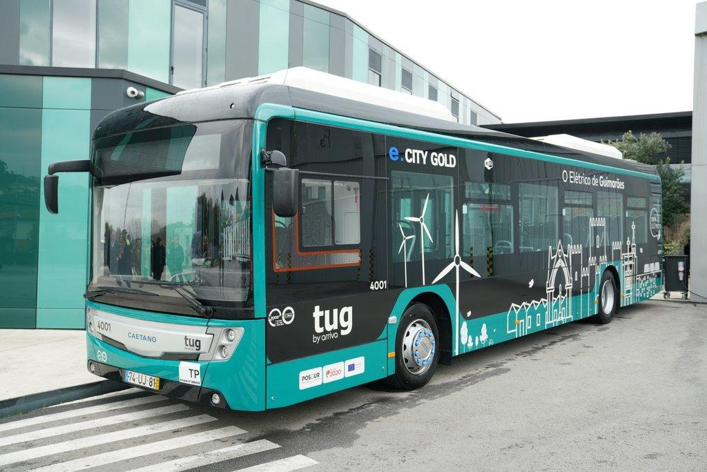 Guimarães aprova alargamento de redução tarifária dos transportes públicos