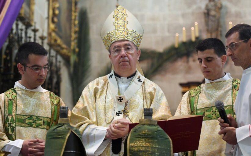 Arcebispo Primaz de Braga celebra esta sexta-feira 77 anos