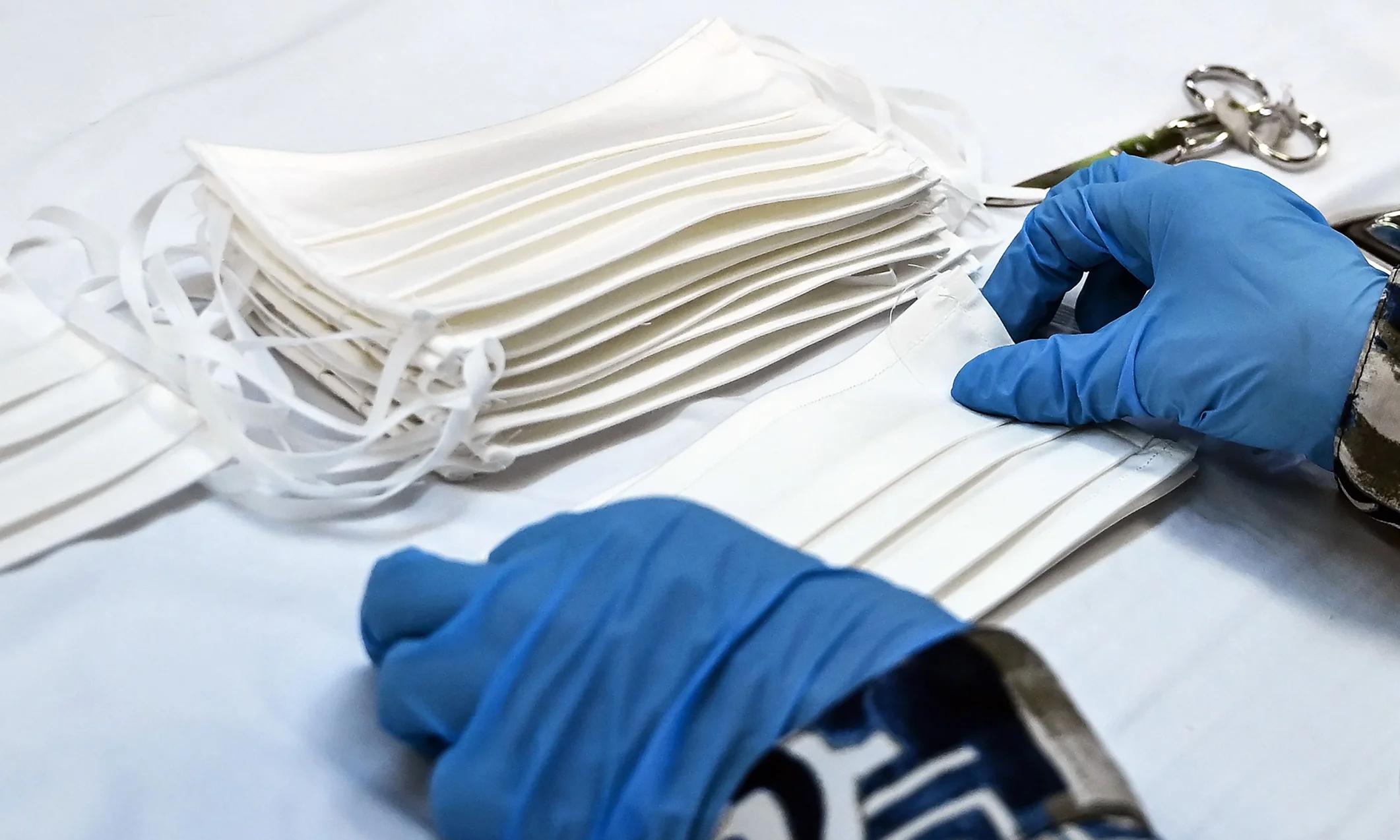 ASAE apreende mais de 3,4 milhões de máscaras em Guimarães e outros sete concelhos