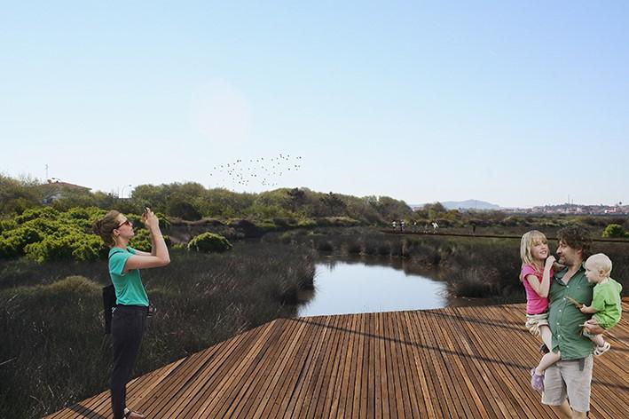 Aprovado projecto do Parque da Cidade de Esposende. Câmara procura agora financiamento