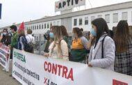 Trabalhadores da antiga Grundig Braga protestam por aumentos salariais