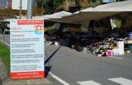 Feira Semanal de Retalho e Feira de Grossistas regressam a Braga na terça-feira