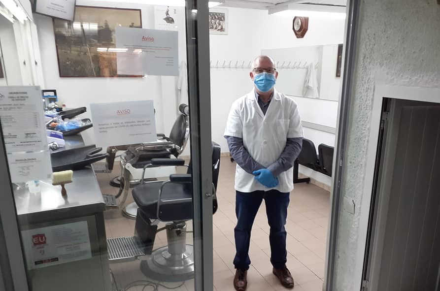 Braga com 82 casos activos de covid-19
