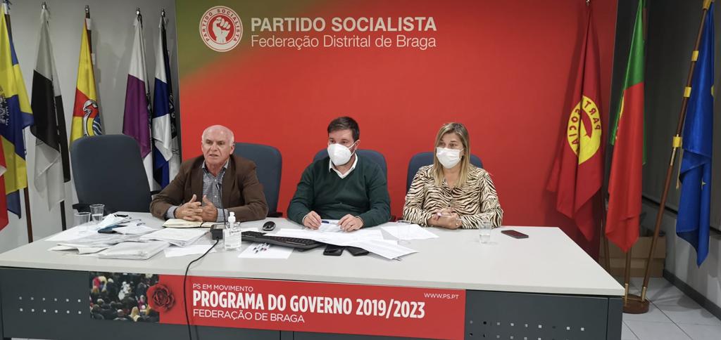 Distrital do PS assume escolha de candidatos em Barcelos e Vizela