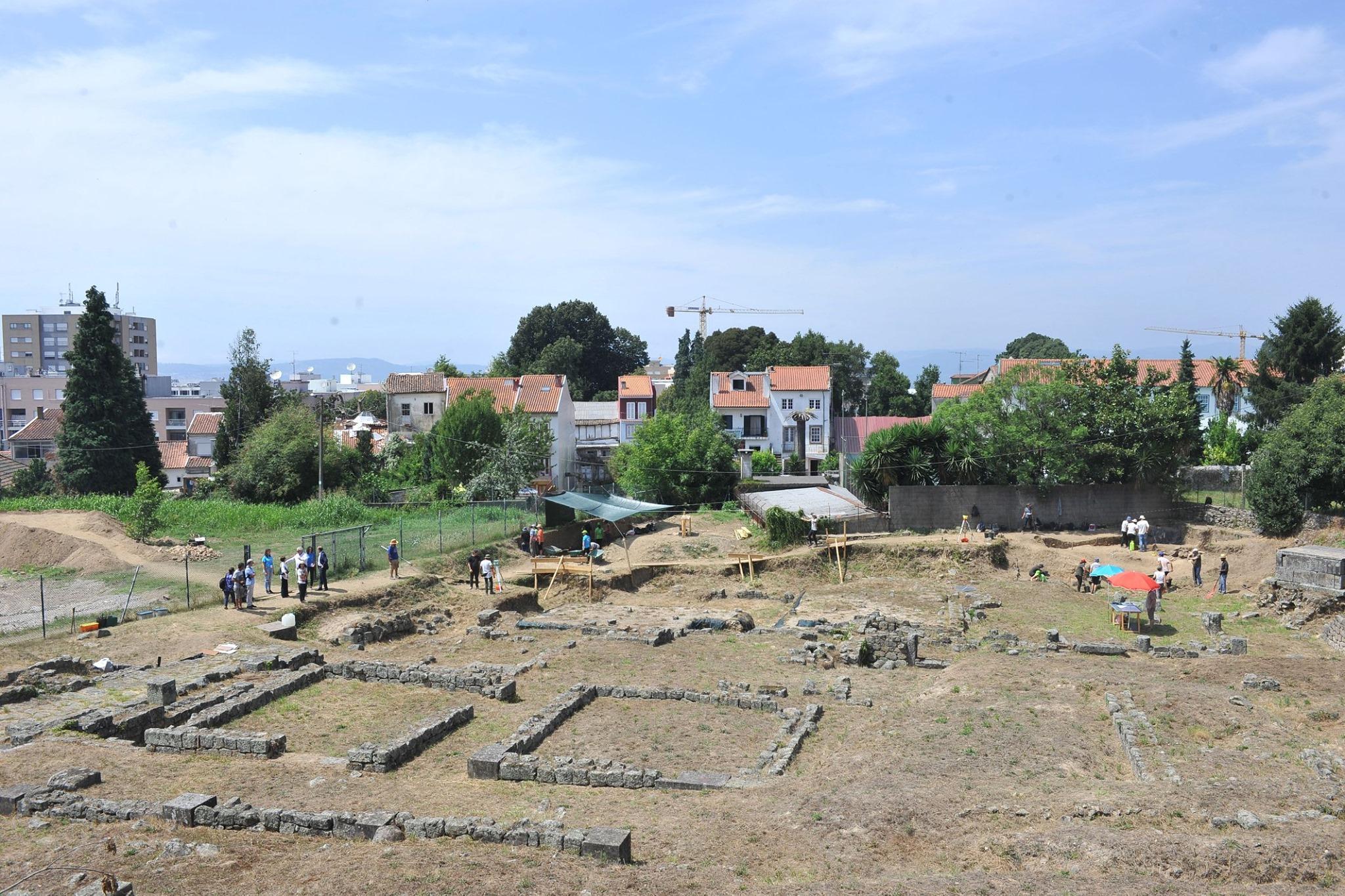 Braga lança projecto para musealização da área arqueológica das Carvalheiras