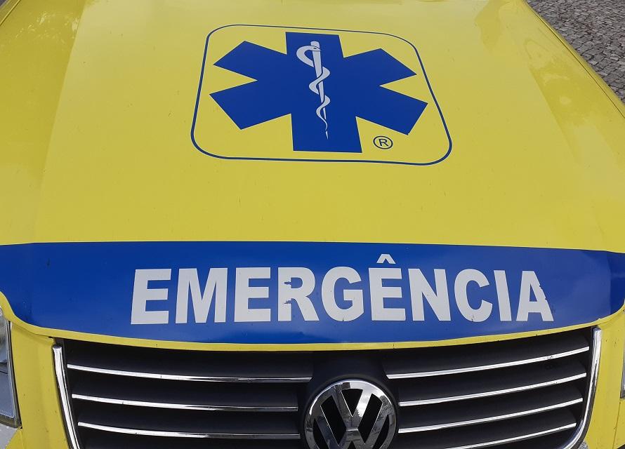 Jovem em estado grave após queda de bicicleta em Ponte de Lima