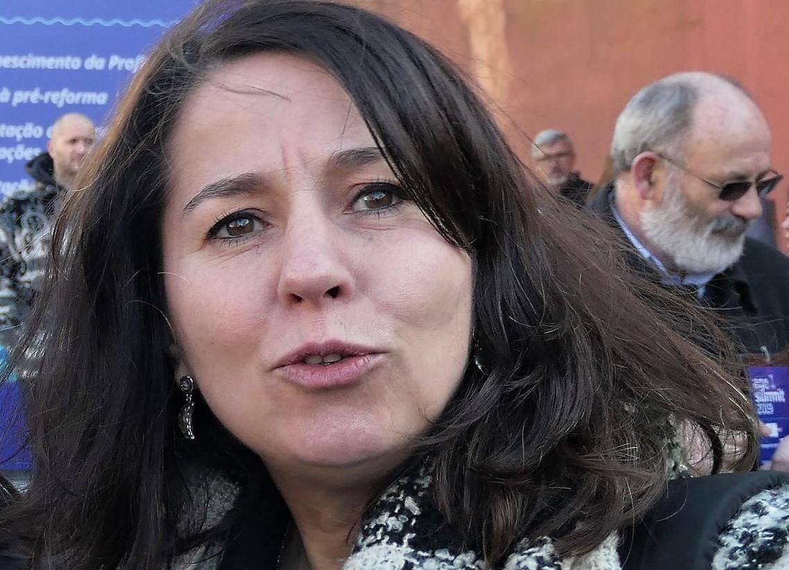 Alexandra Vieira é a candidata do Bloco de Esquerda à Câmara de Braga. António Lima concorre à AM