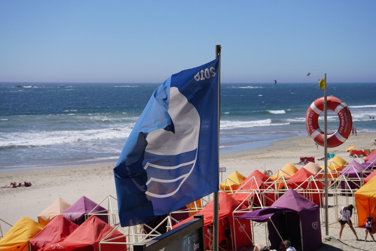 Praias de Esposende mantêm Bandeira Azul