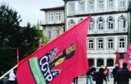 União de Sindicatos comemora 1.º de Maio em Guimarães