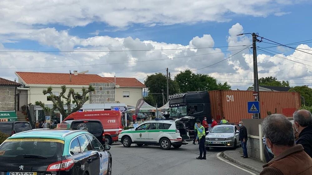 Mulher atropelada mortalmente em Guimarães