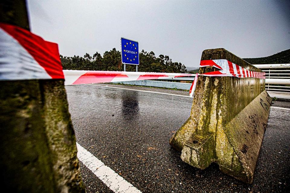 Espanha prolonga controlo na fronteira com Portugal até 1 de Maio