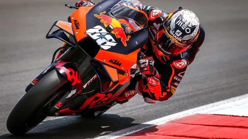 """MotoGP. Miguel Oliveira foi até ao fim """"por respeito aos fãs portugueses"""