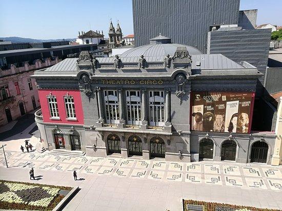 Empresa Teatro Circo de Braga distinguida com 'Top 5% Melhores PME de Portugal'
