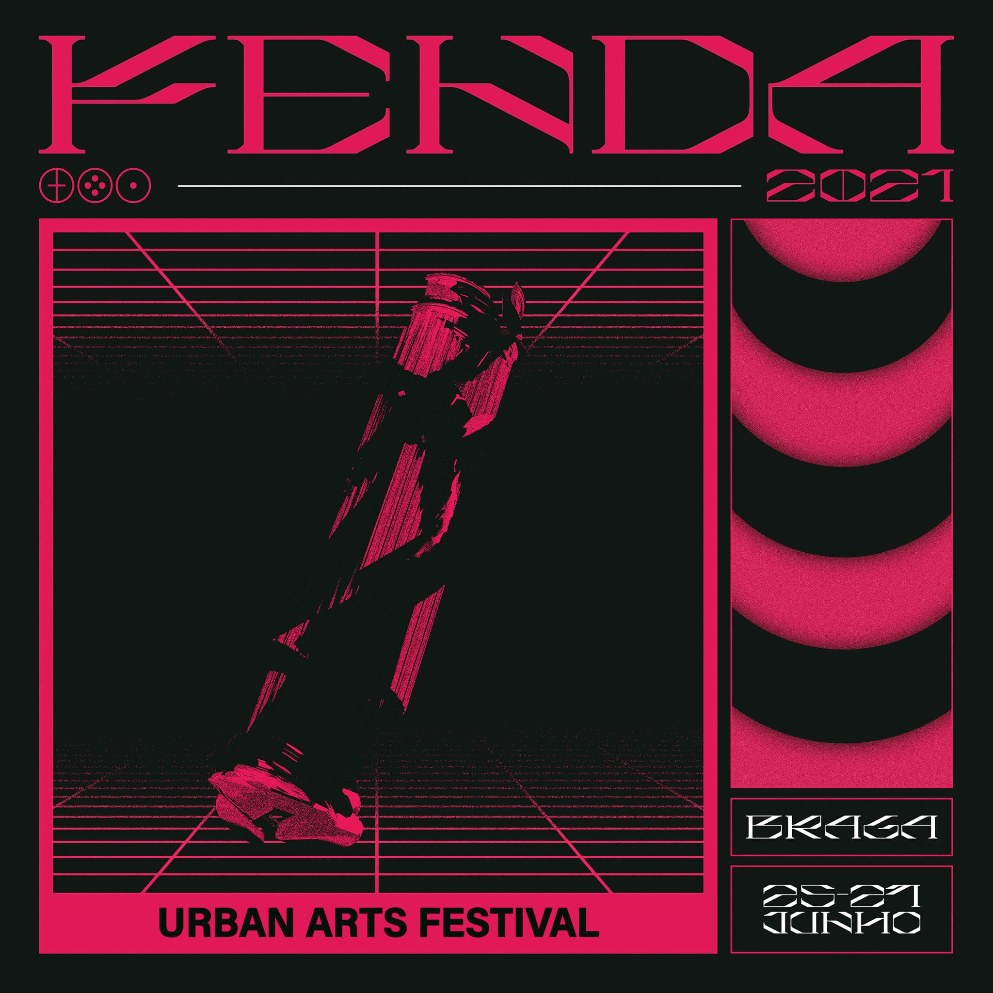 Braga recebe Festival de Arte Urbana em Junho