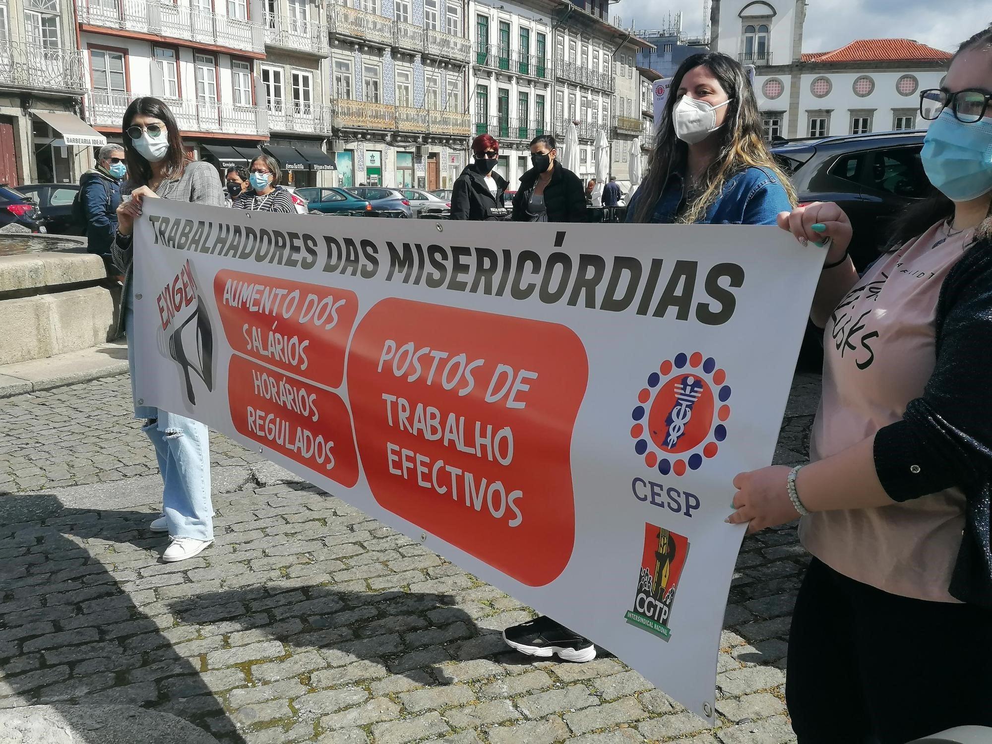 Os Verdes repudiam condições de trabalho na Santa Casa da Misericórdia de Guimarães e pedem explicações ao Governo
