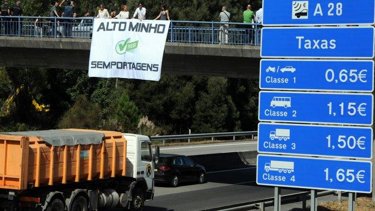 Parlamento aprova recomendação do PSD de mudar local do pórtico do Neiva da A28 em Viana do Castelo