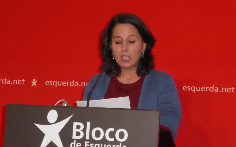 """Autárquicas. Alexandra Vieira quer BE Câmara de Braga para acabar com cidade só de """"pilaretes e mais pilaretes"""""""