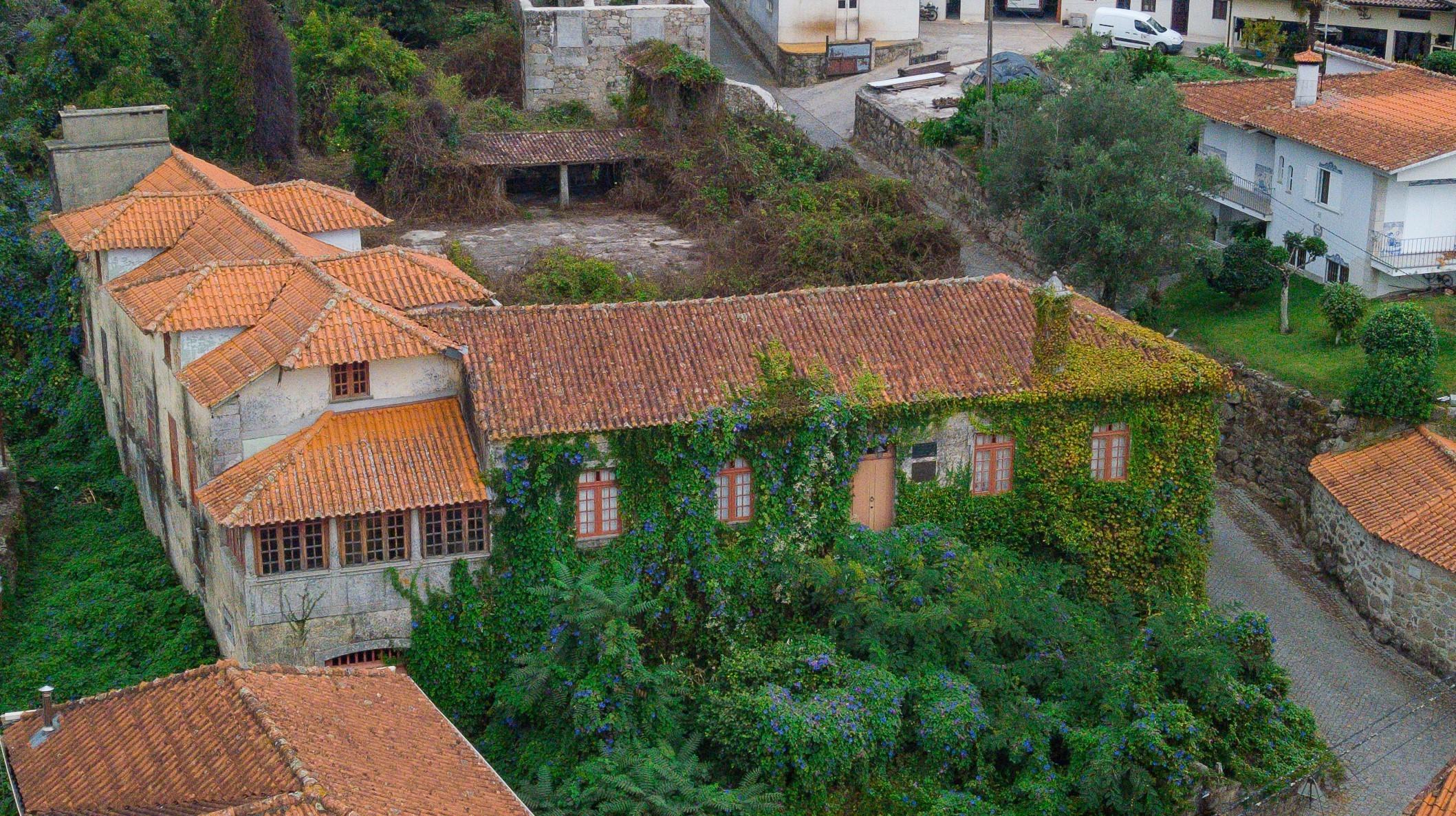 Câmara de Esposende compra casa do escritor Manuel de Boaventura por 150 mil euros
