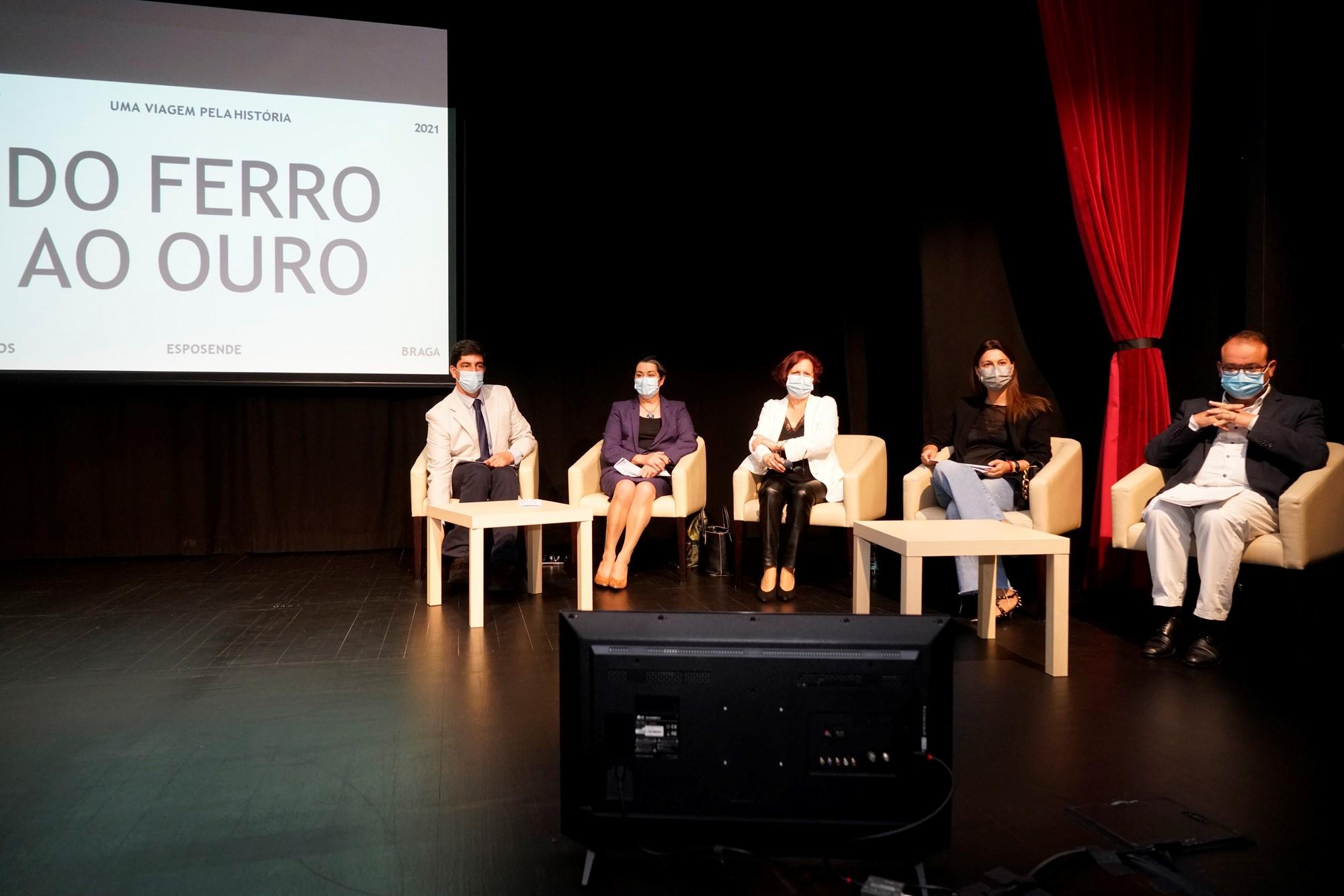 Viagem 'Do Ferro ao Ouro' oferece mais de 139 espectáculos em Esposende, Barcelos e Braga