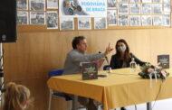 Braga assinalou Dia Mundial do Trânsito e da Cortesia ao Volante com escritor Pedro Seromenho