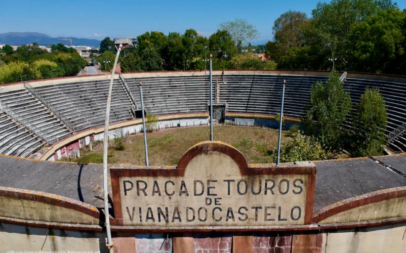 Federação pró touradas exige em tribunal à Câmara de Viana do Castelo reposição da praça de toiros