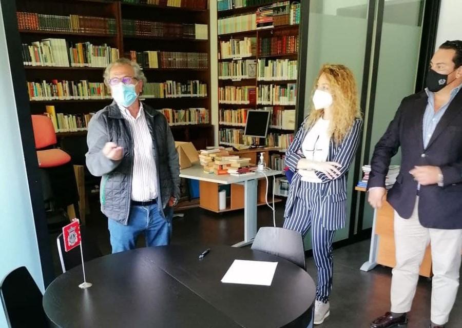 Autárquicas. Candidata do Chega a Braga reúne com junta de freguesia de S. Vicente