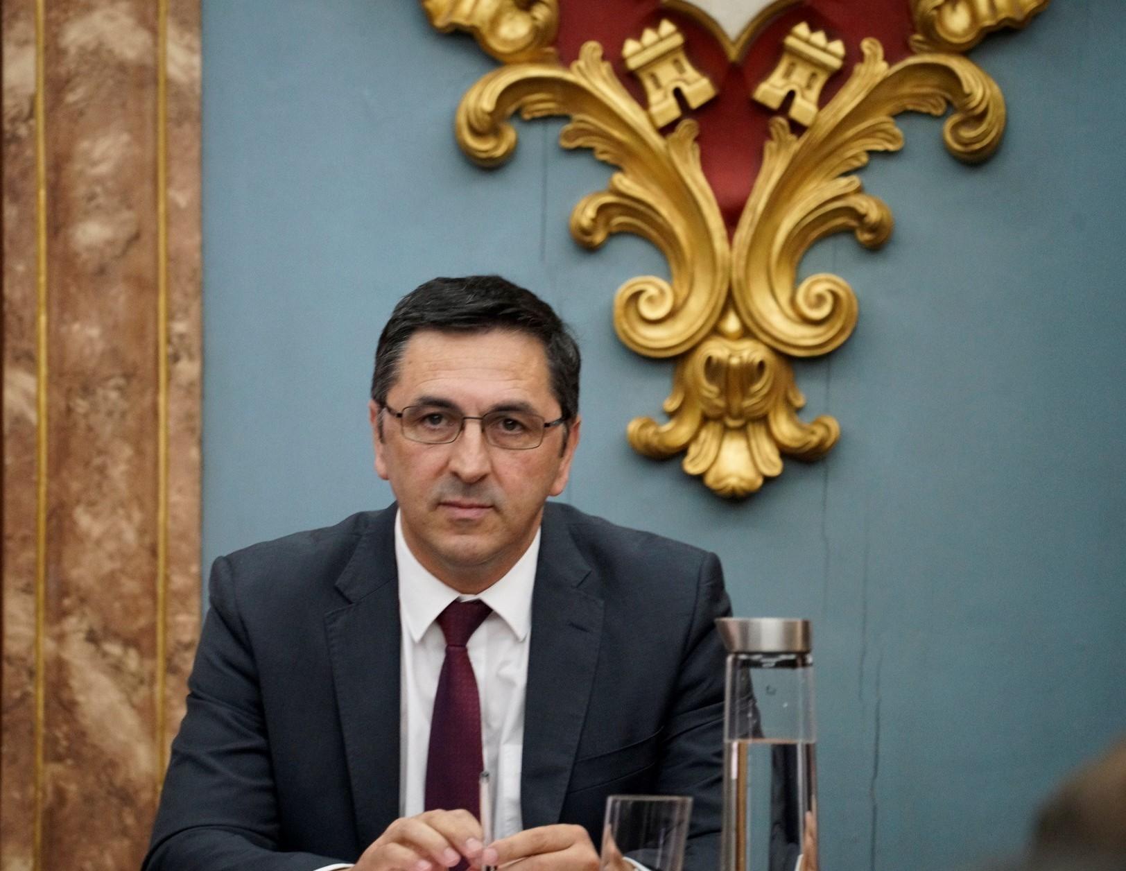 Autárquicas. PSD Esposende aprova Benjamim Pereira a terceiro mandato