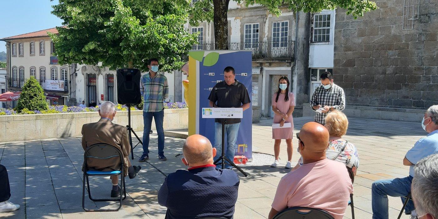 Autárquicas. Mário Figueiredo é candidato da CDU à Barcelos