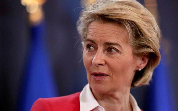 """Ursula Von der Leyen garante que certificado de imunidade é para aplicar """"em Junho"""""""
