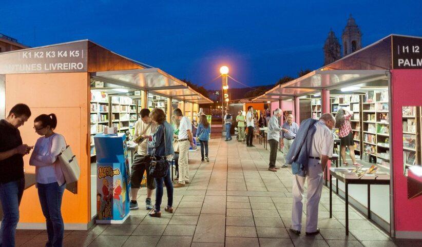 Feira do Livro de Braga volta a ser presencial e muda-se para o Forum Braga a partir de dia 9