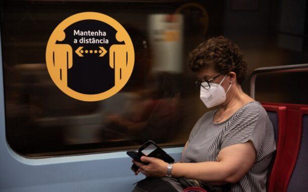 Oficial. Máscaras obrigatórias na rua até meados de Setembro