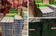 ASAE apreende oito mil iogurtes e sobremesas lácteas em Famalicão