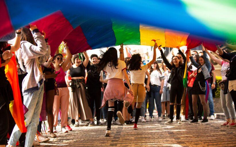 Marcha do Orgulho LGBT nas ruas de Braga a 17 de Julho