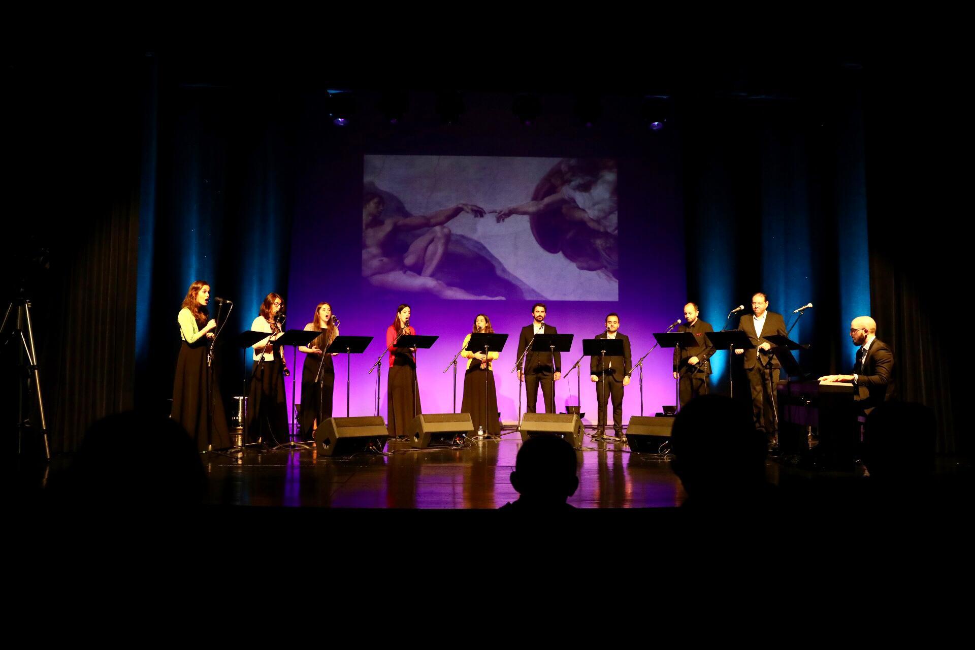 Braga. Coro de Câmara de Barcelos leva Cantigas de Santa Maria ao Salão Medieval da UMinho (4 JUN)