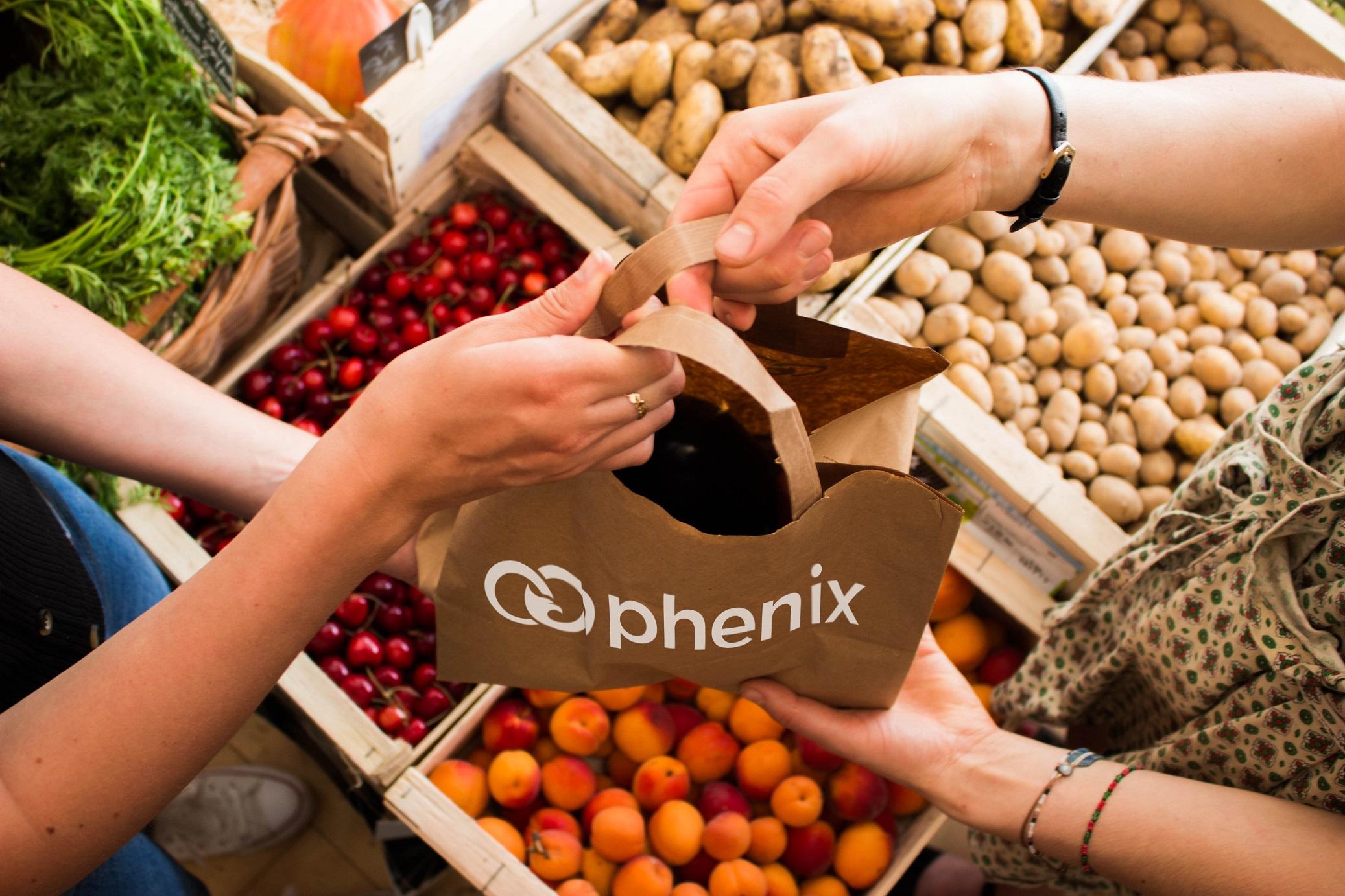 Desperdício alimentar. App Phenix chega a Braga