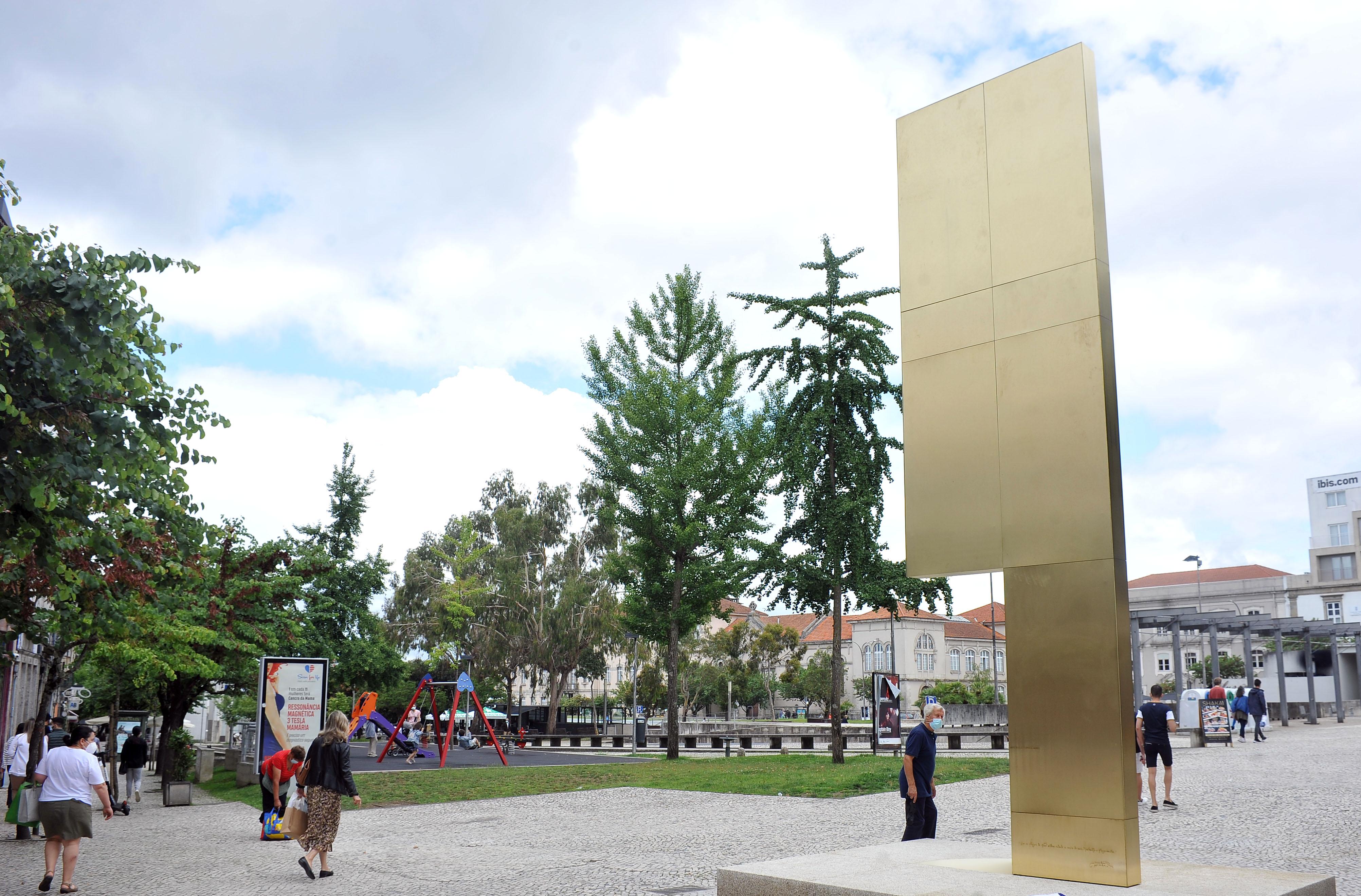 Braga inaugura monumento a D. Diogo de Sousa, o arcebispo que abriu a cidade ao mundo