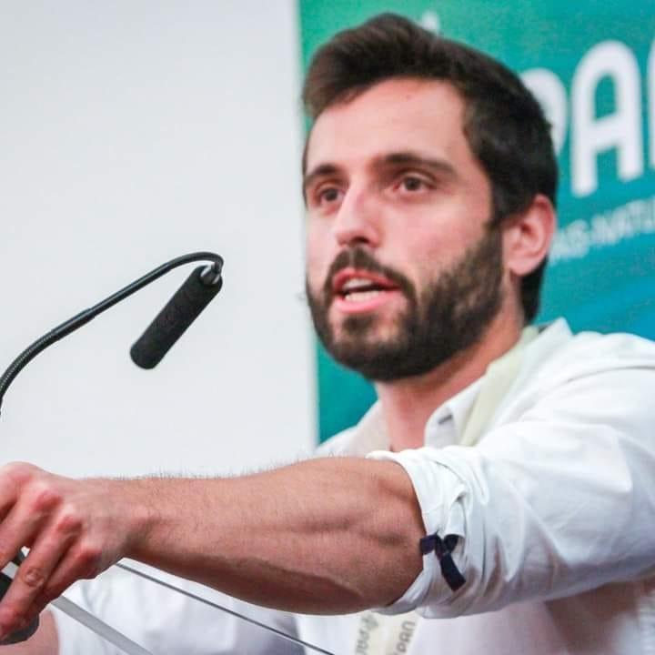"""Autárquicas. PAN apresenta Rafael Pinto contra gestão """"desastrosa"""" da direita em Braga"""