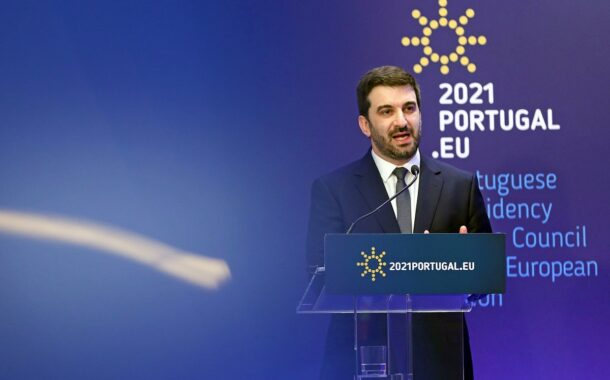 """Corpo Europeu de Solidariedade é """"via verde"""" para Europa mais coesa, diz ministro da Educação em Viana do Castelo"""