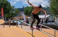 Skate Parque já abriu em Viana do Castelo