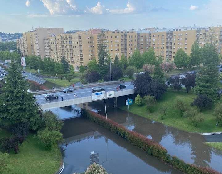 CDU quer Câmara de Braga a dar explicações públicas sobre o impacto do temporal no concelho