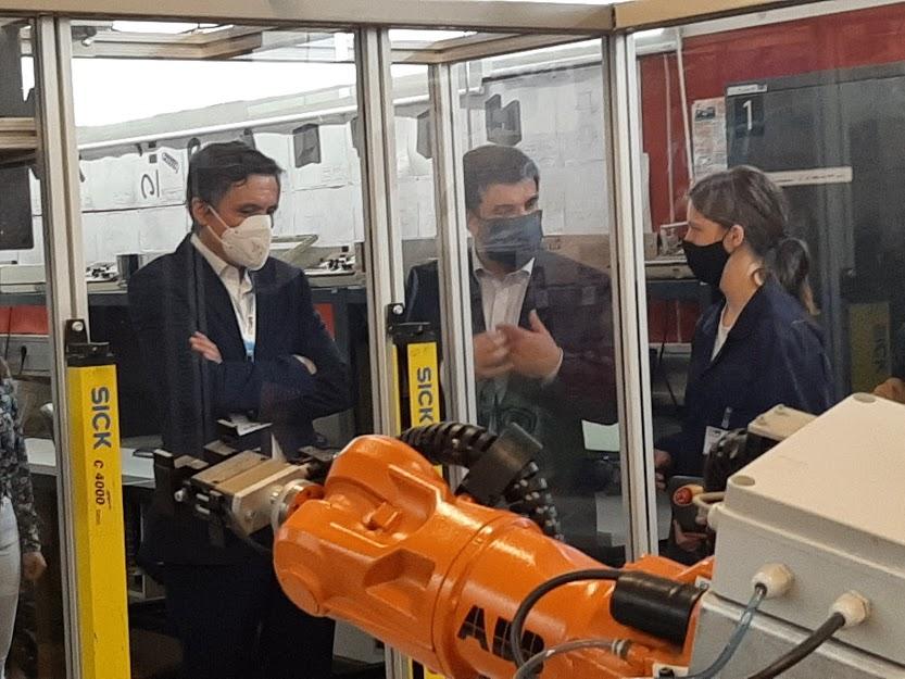 Escola Profissional Alto Minho Interior forma técnicos para fábrica de vacinas em Paredes de Coura