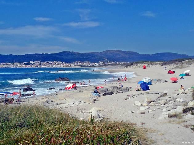 Caminha. Forte do Cão distinguida como Praia Zero Poluição