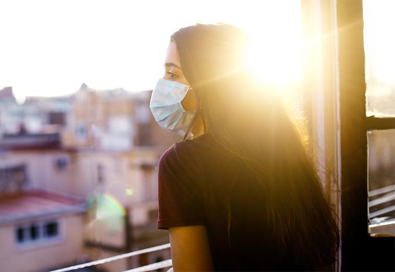 Covid-19. Estudo com participação da AAUMinho revela que 55% dos estudantes piorou estado de saúde mental